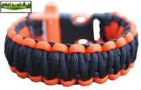 550 Paracord Bracelet - Made to measure in an endless combination of colours!